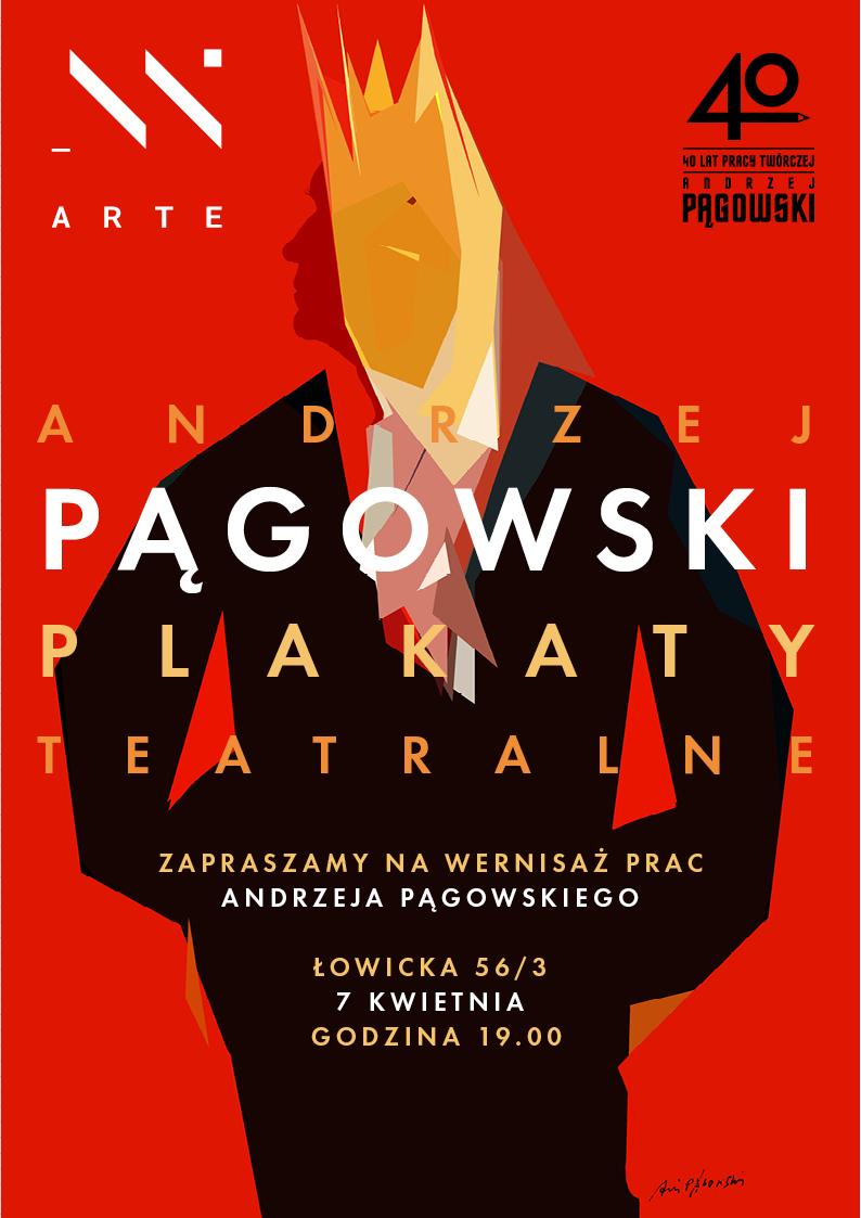 W Arte Wystawa Na 40 Lecie Twórczości Andrzeja Pągowskiego